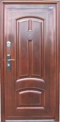 Двері вхідні стальні серії стандарт Abwehr автоемаль