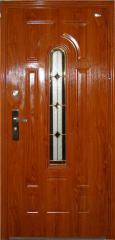 Вітражні двері Mexin 1B 967 FA