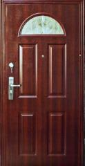 Вітражні двері Mexin 1B 9601 FA